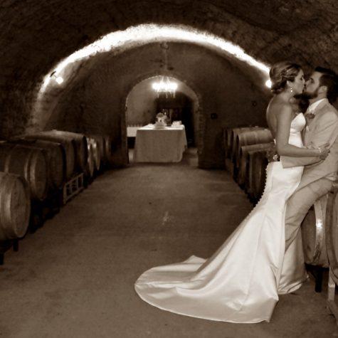 Saluti Cellars Weddings