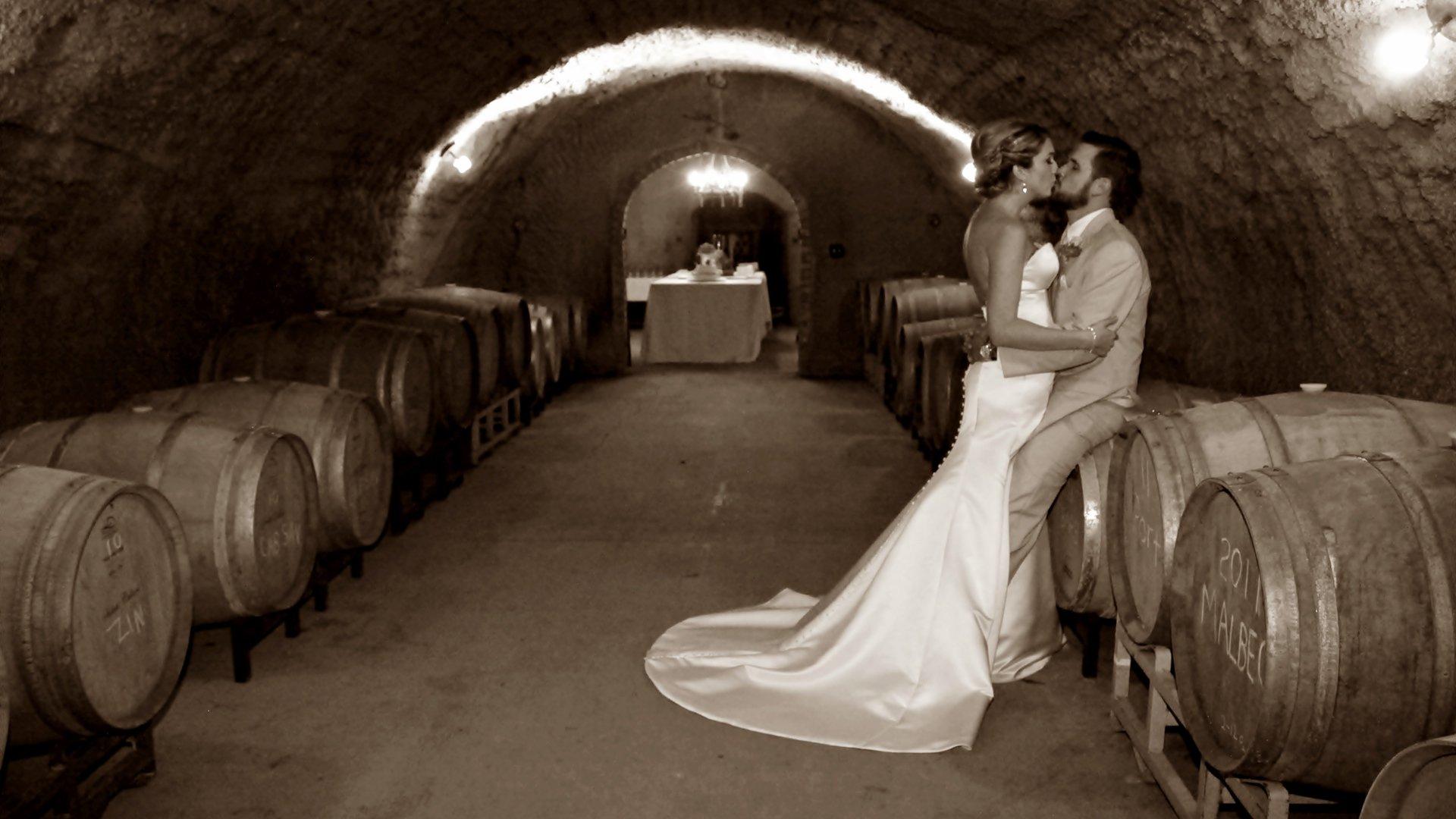 Saluti Cellars Wedding