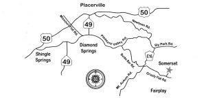 Directions to Saluti Cellars Winery
